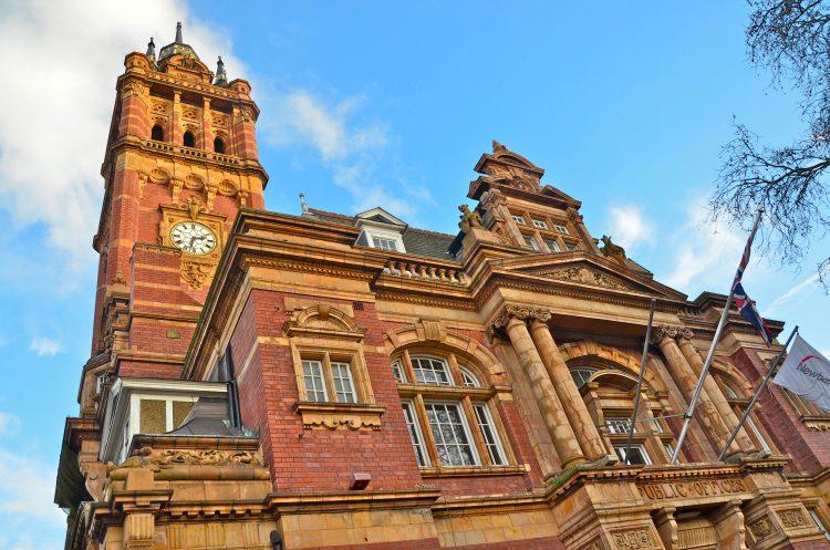 East Ham Town Hall, East Ham, Newham, East London