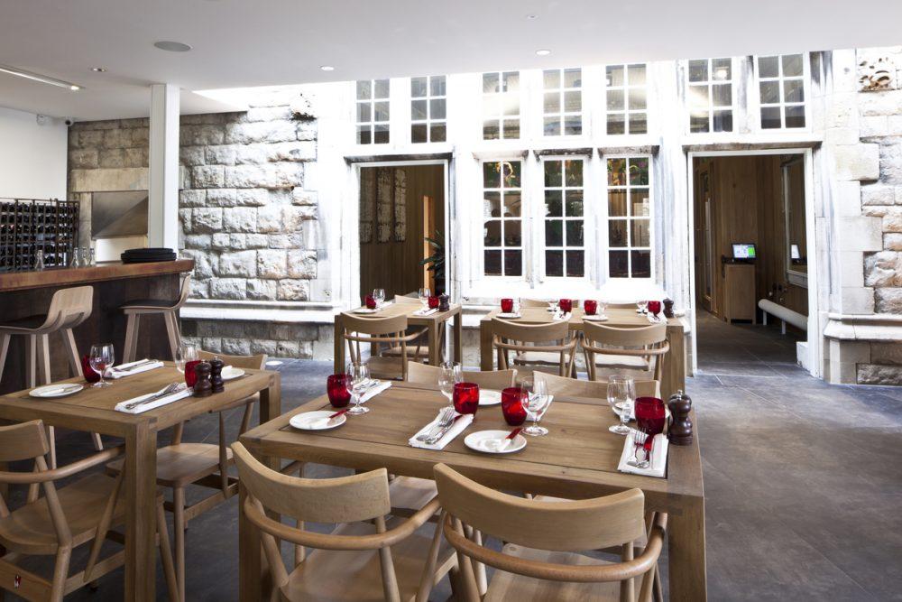 The Perkin Reveller Restaurant
